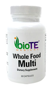 bioTE Whole Food Multi Dietary Supplement